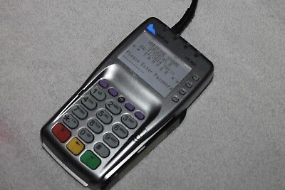 Verifone Vx805 Pin Pad W Emv Chip Reader Ac Usb Plug Used Clean