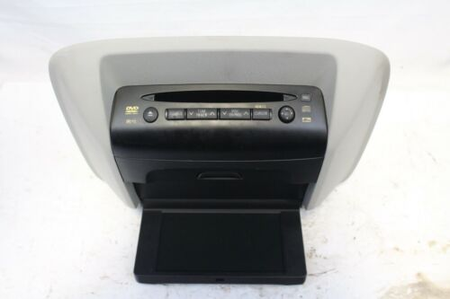 04 05 Toyota Sienna Rear DVD Player OEM Gray 86680-45020