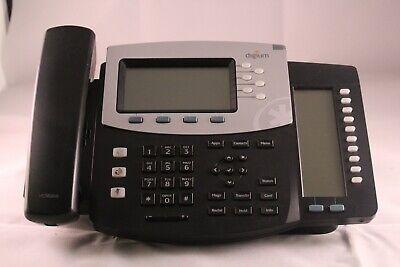 Digium D70 Voip Ip 6-line Poe Black Backlit Display Hd Voice Office Phone