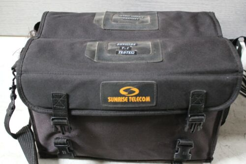 SUNRISE TELECOM T-1 Tester *HN #5 @H49