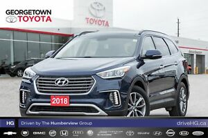 2018 Hyundai Santa Fe XL NAVIGATION|BACKUP CAM|LEATHER|PANO ROOF