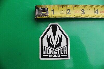 Monster Mold World Industries A-Team 90's Skateboard Deck Skateboarding STICKER