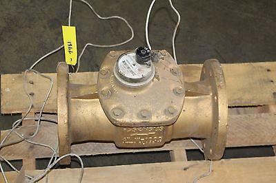 Sensus 4 W-1000 Awwa Class Ii Water Meter Brass