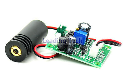Industrial Red Diode Lasers 650nm 200mw 12v Laser Dot Module W Ttl Circuit