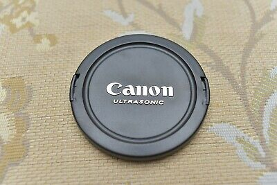 Genuine Canon 77mm Ultrasonic Lens Cap **Very Good Condition**    3i