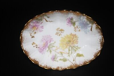 M. Redon Limoges Hand Painted 5.5