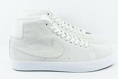 d4a91a5293767 Nike SB Zoom Blazer Mid Decon Mens Size 12 Skate Shoes AH6416 100 Summit  White