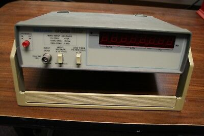 Tektronix Cfc250 100mhz Frequency Counter