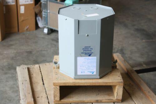 Acme 7.5 KVA Transformer 240/480V  240/120V 3R Encupulated