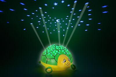 Mobiles Nachtlicht Sternenhimmel Schildkröte Sternenlicht Schlummerlicht