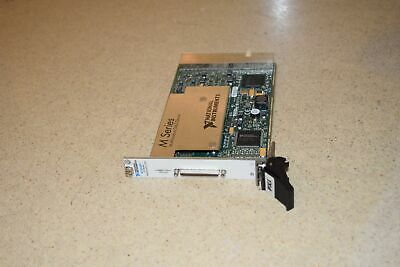 National Instruments Ni Pxi-6251 M Series Multifunction Daq 4