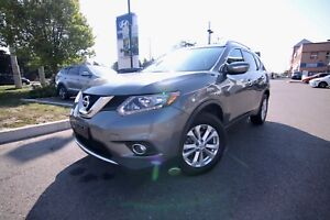 2015 Nissan Rogue 4DR AWD SV PANO ROOF ALLOYS NAVIGATION