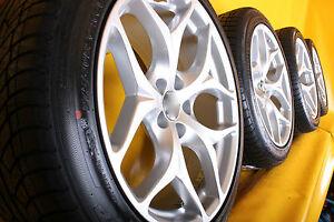Alufelgen 20 Zoll für BMW X5 E70 silber Sommerräder Sommerreifen Y Design NEU