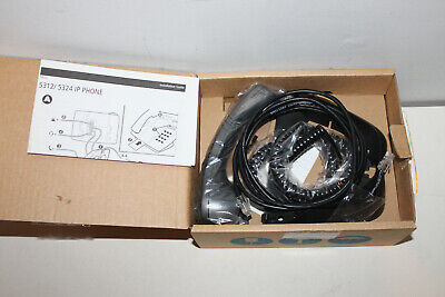 New Open Box Mitel 5312 Backlit Display Ip Office Business Phone 50005847