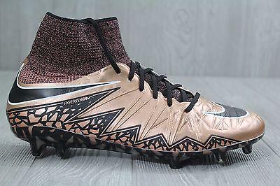 20 Nike Hypervenom Phantom II FG Bronze Soccer Cleats Sz 8 (Wmns 9.5) 747213 903