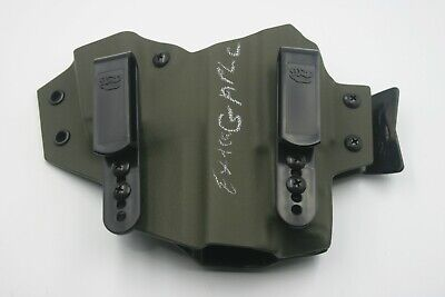 T.Rex Arms Glock 17/22 APL-C Sidecar Appendix Rig Kydex Holster New! -Lefty-
