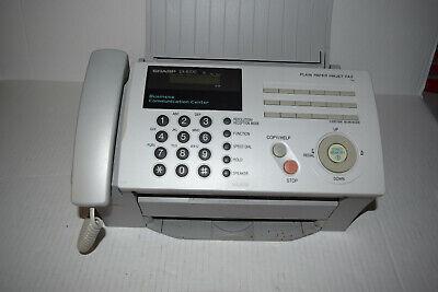 Sharp Ux-b700 Plain Paper Inkjet Fax Parts Or Repair