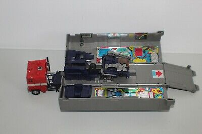 Optimus Prime G1 Original Vintage Transformer 1982 Figure