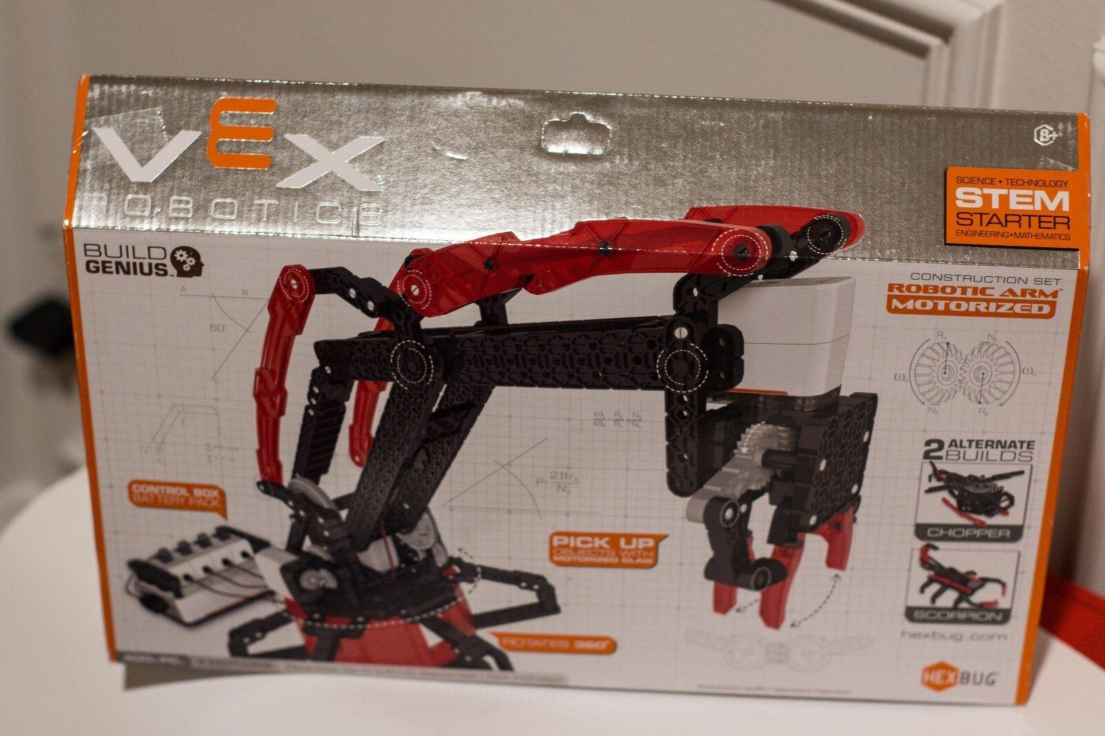VEX Motorized Arm
