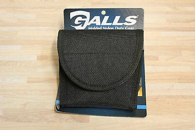 USA Polizei COP Galls Molded Nylon Glove Pouch Black Pouch Tasche für Handschuhe