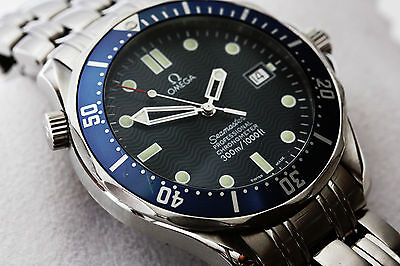 Omega Seamaster Professional Chronometer Automatic Luxury Watch Ref:2531.80