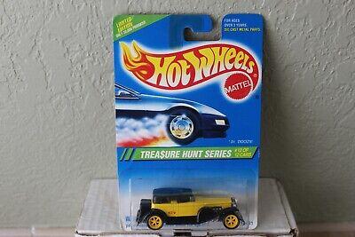 Hot Wheels 1995 Treasure Hunt #12 31 Doozie