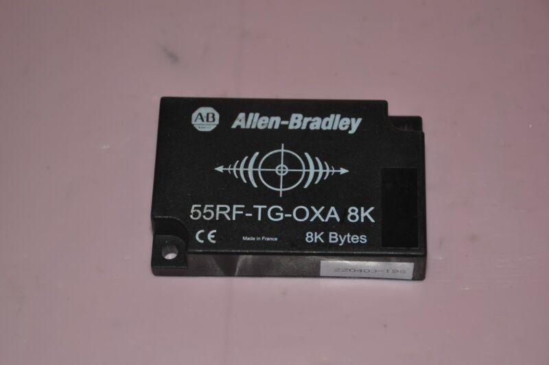 ALLEN BRADLEY 55RF-TG-OXA/8K 55RF-TG-OXA8K 8K BYTES TRANSCEIVER NEW