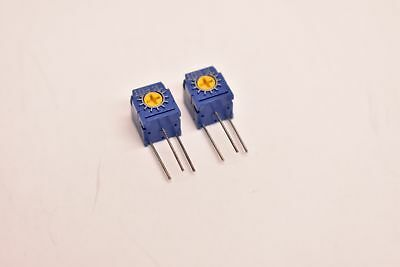 Vishay Bc Comp Ct6x103 Trimmer Potentiometer 10kohm .5w 04-003019-01 Lot Of 18