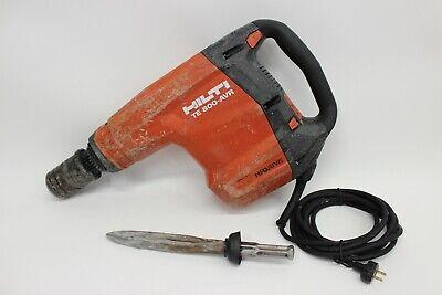 Hilti Te-800avr Demolition Breaker Concrete Hammer