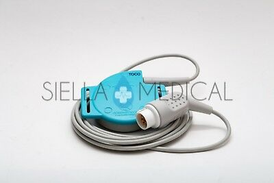 Ge Corometrics Nautilus Toco Fetal Transducer 2264lax Refurbished