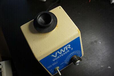 Vwr Vortexer Vortex Shaker Mixer Genie 2  Rotator Mini Minivortex Bngd