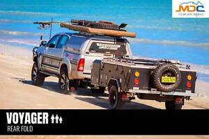 2018 MDC VOYAGER REAR FOLD CAMPER TRAILER Edge Hill Cairns City Preview