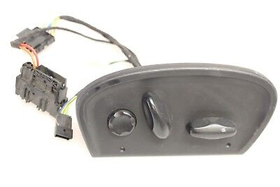 Porsche 911 Carrera 996 986 Passenger RH Power Seat Switch Adjust Trim Lumbar
