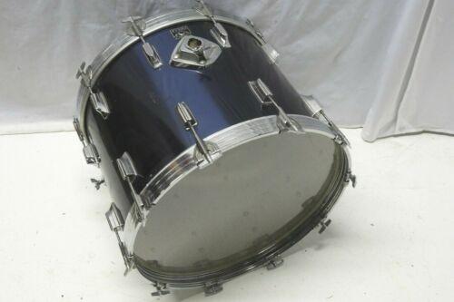 "Vintage Tama 22"" Imperialstar Drum Kit Bass Drum Made in Japan Blue"