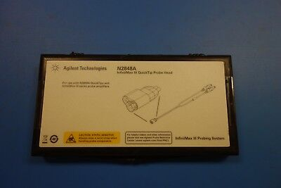 Agilent N2848a Infiniimax Iii Quick Tip Probe Head Unused Item