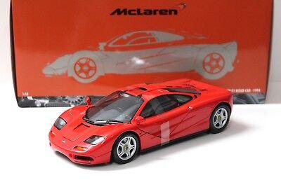 1:18 Minichamps McLaren F1 Road Car 1994 red NEW bei PREMIUM-MODELCARS