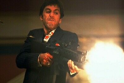"Al Pacino Scarface Tony poster art decor photo print 16x24, 20x30, 24x36"" sizes"