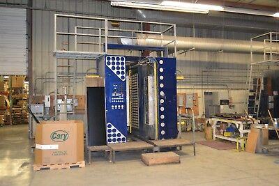 Twin-sheet Thermoformerpressure Former Machine