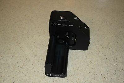 Jm New Focus 9092 9091 Single Mode Fiber Positioner Coupler Body Vv1