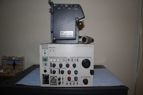Sony CA-605 & CCU-355 for BVW-D600