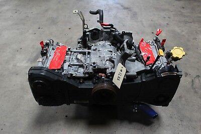 Subaru Impreza Engine Swap - 02 05 SUBARU IMPREZA WRX 2.0L TURBO NON AVCS ENGINE EJ205 ENGINE SWAP