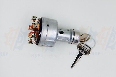 Tractor Ignition Starter Switch Fits Kubota Iseki Yanmar John Deere 650 750 850