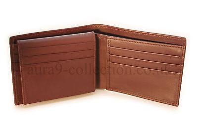 Best Quality Original Leather NAPA, Men's Wallet Bi-Fold High