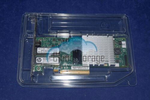 593717-B21 HP NC523SFP DUAL PORT 10Gb SERVER ADAPTER 593715-001 QLE3242-HP