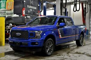 2018 Ford F-150 LARIAT SPORT * FULL * GROUPE GRAND LUXE * TOIT *