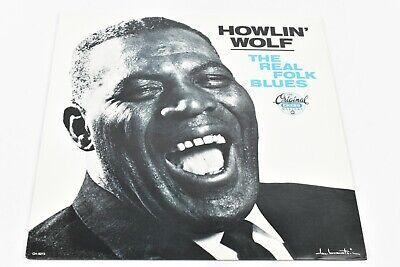 Howlin' Wolf - The Real Folk Blues, VINYL LP