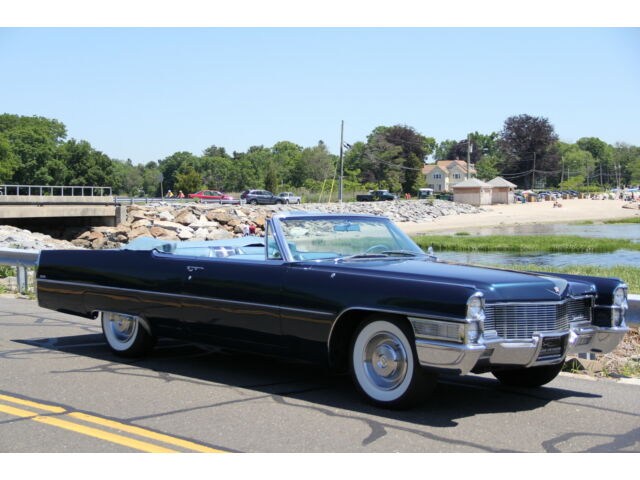 Image 1 of Cadillac: DeVille CONVERTIBLE…