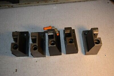 2442 2441 Tool Holder Block For Nakamura Tome Cnc Lathe Turning Center Lot Of 5