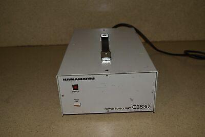 Hamamatsu Power Supply Unit C2830