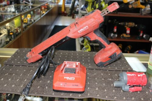 Hilti Dispenser HDE 500-A22 , One battery and Charger